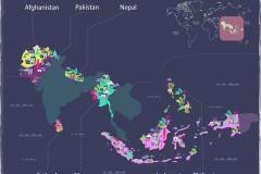 UNDP - United Nations Development Programme - N-Peace Map